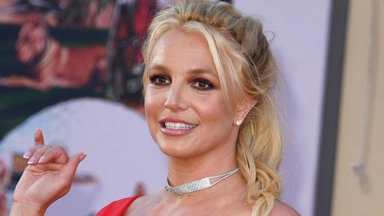 Britney Spears til filmpremiere i 2019