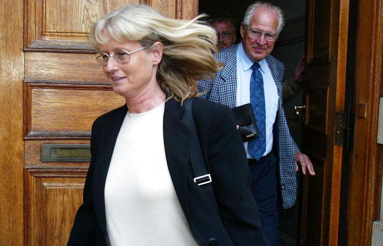 Marlene Gunst fra Tvind-ledelsen i 2002.