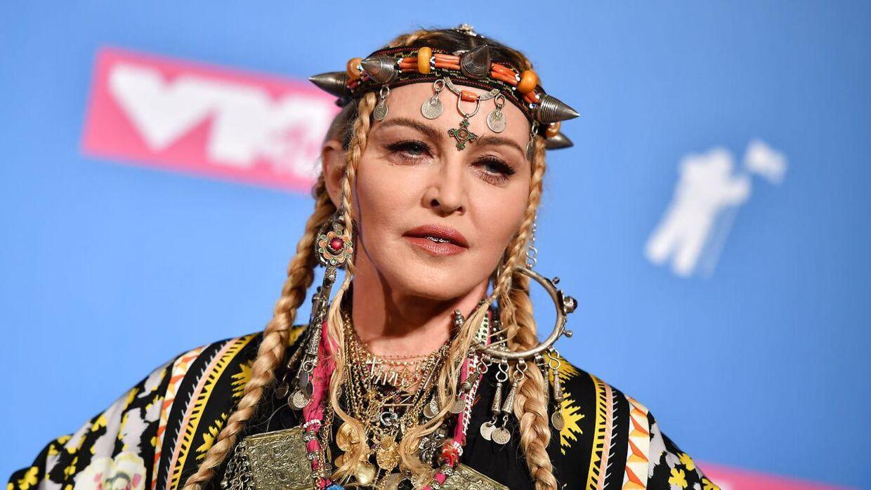 61-årige Madonna.