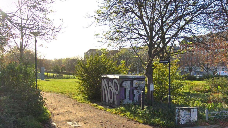 Fredens Park, København.