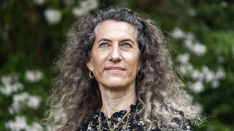 Helle Busck Fensvig fotograferet i sit hjem i sit hjem i Charlottenlund. Hun mistede familievirksomheden Arnold Busck efter fire generationer.