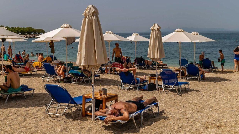 Hvis man vil spare lidt penge under sommereferien, kan man med fordel rejse til Bulgarien. (Foto: ANGELOS TZORTZINIS/Ritzau Scanpix)