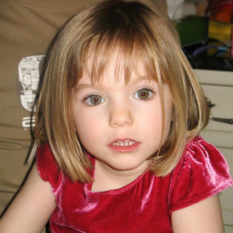 Den tre-årige Madeleine McCann har været forsvundet siden 2007, men hendes forældre har meldt ud, at de stadig holder fast i håbet.