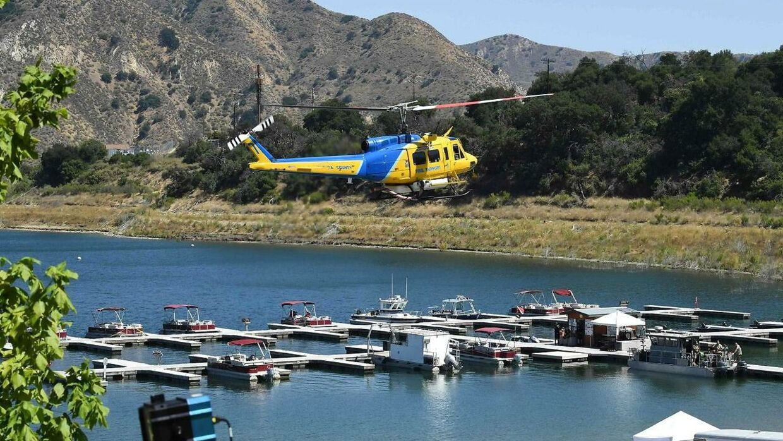 Dykkere og helikoptere har i dagevis ledt efter den forsvundne skuespillerinde Naya Rivera.