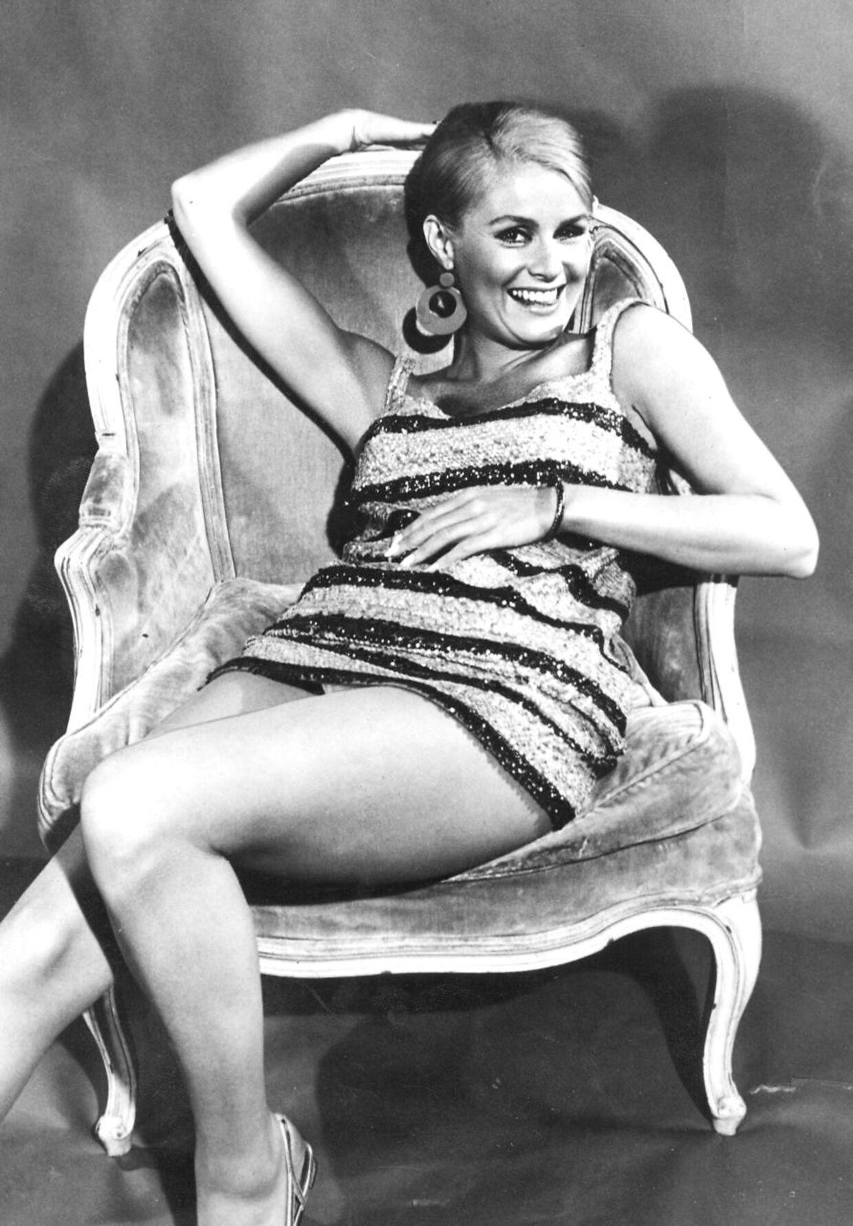 John Travoltas tidligere kæreste Diana Hyland.