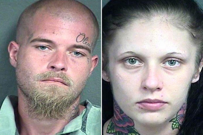 Howard Jansen III og Jacqulyn Amanda Kirkpatrick er sigtet for mordet på deres egen treårige datter.
