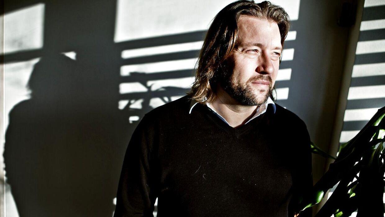 Arkivfoto af datingkongen Morten Wagner, der er direktør i Freeway, og som har været med til at starte bl.a. Dating.dk, arto.dk og DKBN.