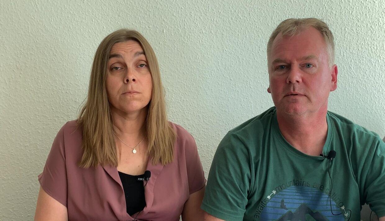 Charlotte og Thomas havde ikke et ønske om at optræde i medierne, men de stod frem, da deres datters overgrebsmand blev frikendt for voldtægt.