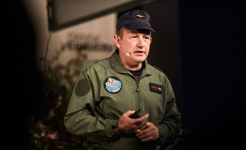 Raketbyggeren Peter Madsen. (Foto: Ida Marie Odgaard/Scanpix 2018)