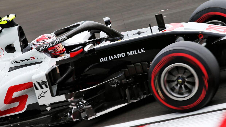Kevin Magnussen håber på både safetycar og regnvejr i Ungarns Grand Prix.
