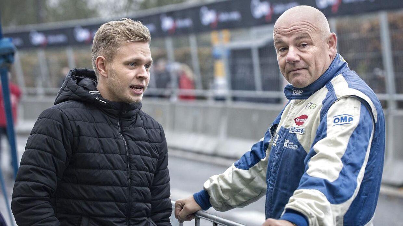 Legendens råd til Magnussen: Find et andet team at køre for i Formel 1.