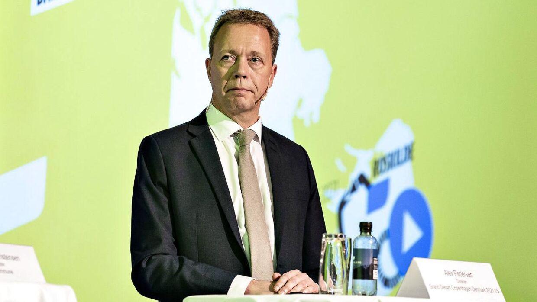 Direktør for Grand Depart Copenhagen, Alex Pedersen, oplyser til B.T., at han forventer en afklaring inden for de nærmeste uger.