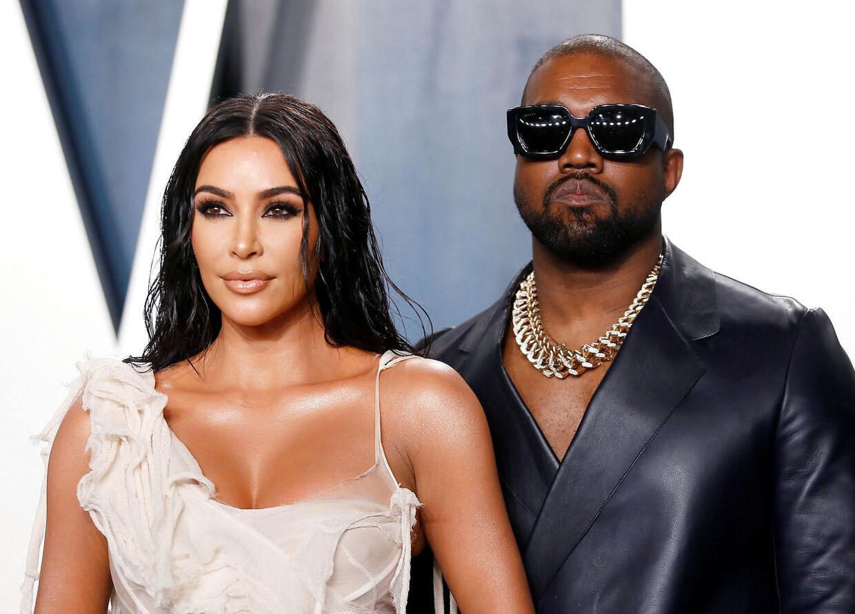 Kim Kardashian har indrømmet, at hendes mand Kanye West har en psykiatrisk diagnose.