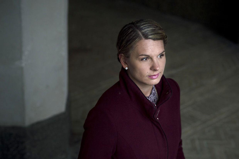 Mette Abildgaard (K) kræver svar.