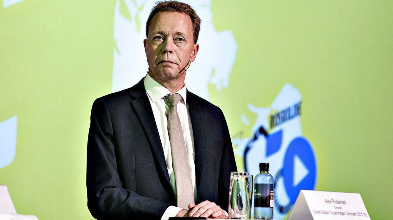 Sønderborgs borgmester er ikke tilfreds med, hvordan direktør for Grand Départ Copenhagen Denmark, Alex Pedersen, har håndteret den seneste uge.