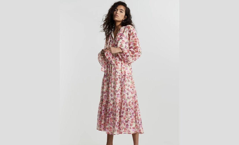 Amelie dress fra Gina Tricot