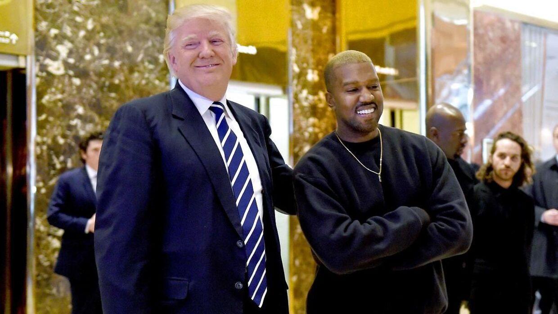 Tidligere støttede rapperen Donald Trumps præsidentskab. Nu vil han selv i Det Hvide Hus.
