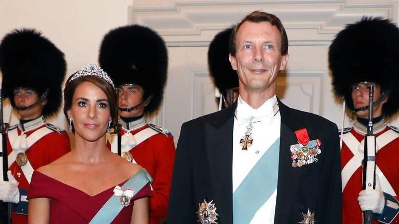 Prins Joachim er planlagt til at starte i sit nye job som forsvarsattaché 1. september, hvis han helbredsmæssigt er klar til det.