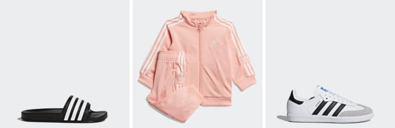 Udsalg Adidas børn