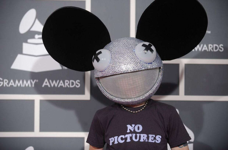 Den 39-årige canadiske stjerne-DJ Deadmau5 md det borgerlige navn Joel Thomas Zimmerman.