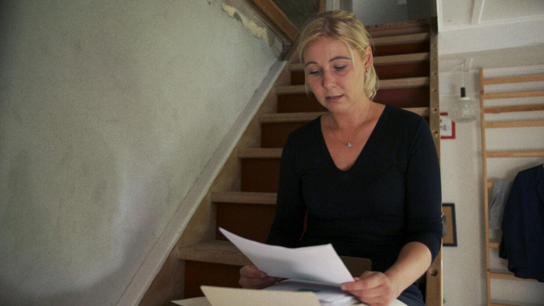 Mariann, som er Peter Lundins ekskone, fortæller i programmet om det brev, hun som 14-årig sendte til den fængslede morder.