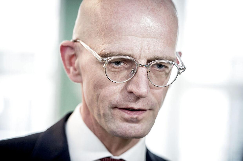 Direktøren for Danske Biografer, Lars Werge, fortæller, at biografbranchen er hårdt ramt af coronakrisen.