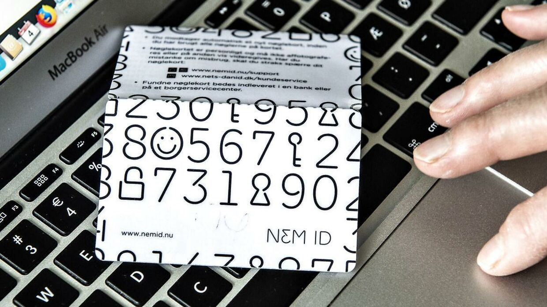Udlever aldrig personlige informationer, passwords eller oplysninger fra NemID lyder opfordringen fra Sydbank.