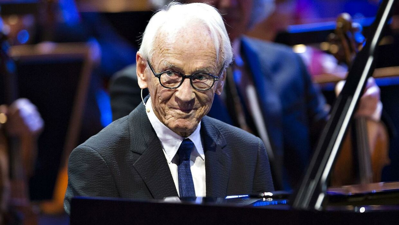 (ARKIV) Komponist og direktør Bent Fabricius-Bjerre.