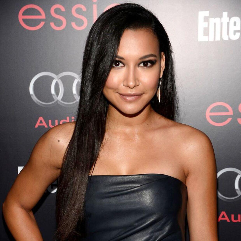 Naya Rivera spillede rollen som Santana Lopez i Glee.