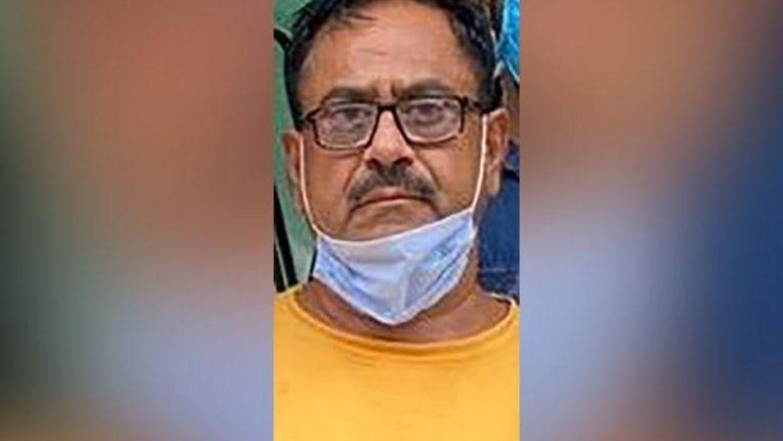 62-årige Devender Sharma.
