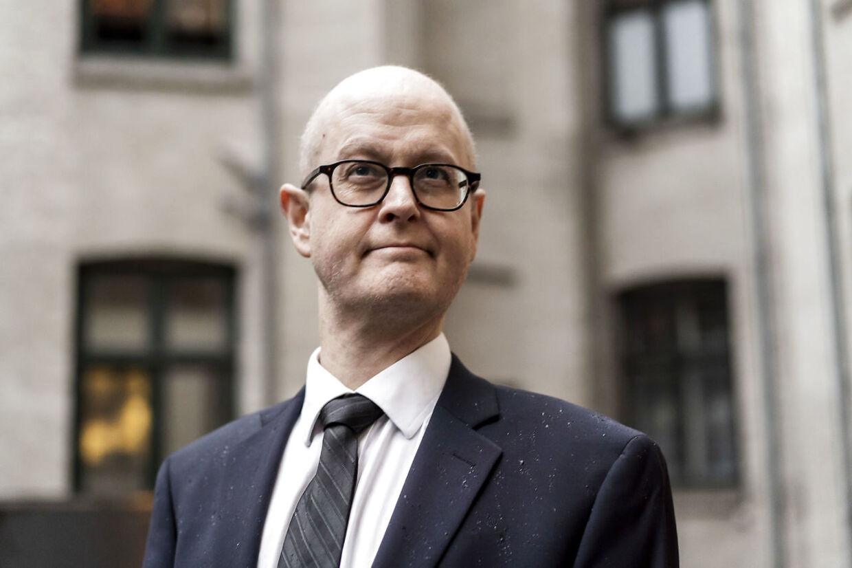 »Jeg frygter i den grad skattestigninger,« siger Mads Lundby, cheføkonom i Cepos.