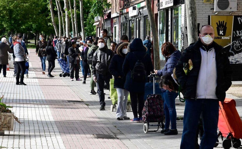 Spanien topper listen over EU-lande, hvis økonomi er hårdest ramt som følge af coronakrisen.
