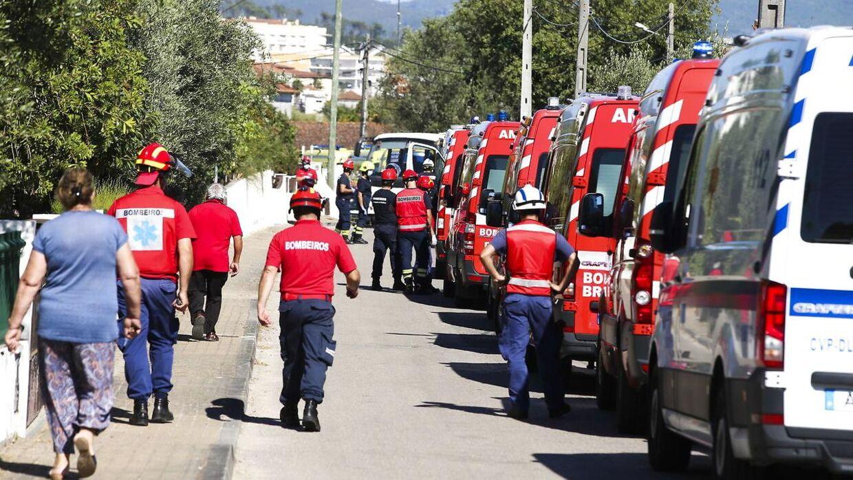 Ifølge lokale medier var 72 ambulancer til stede ved ulykkesstedet.