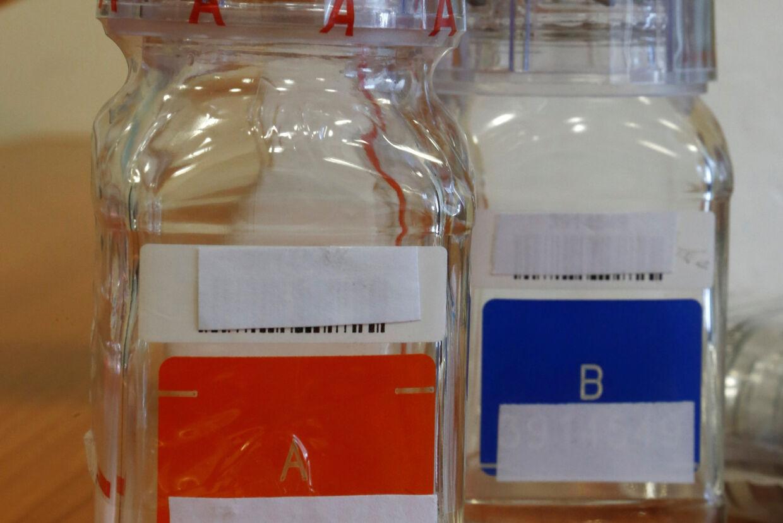 Nedlukning og forsamlingsforbud gjorde det umuligt at indsamle dopingprøver fra atleter i Danmark og mange andre lande. Sergei Karpukhin/Reuters