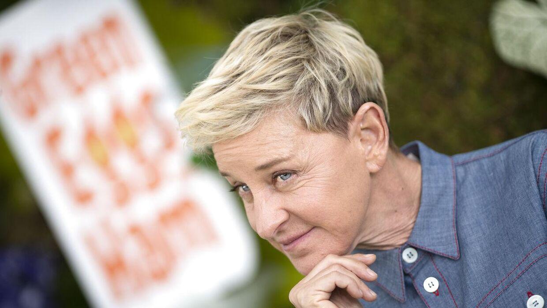 Ellen DeGeneres er beskyldt for at behandle sine medarbejdere dårligt.