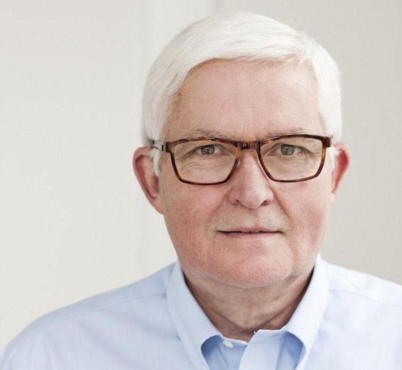 Nils Strandberg Pedersen, tidligere direktør i Statens Serum Isntitut