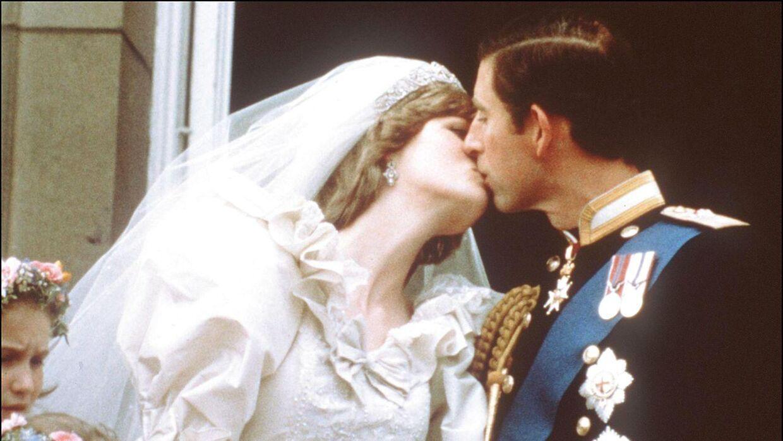 Diana og Charles blev gift i 1981.