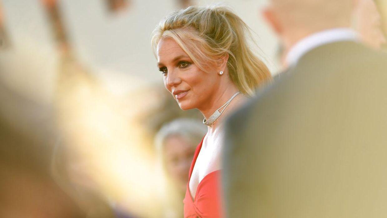 Britney Spears 2019. AFP.