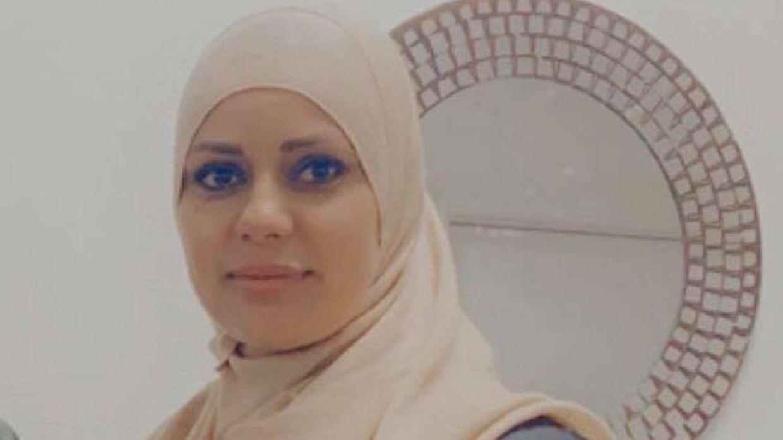 Mor til to børnehavebørn, Sanaa El Hayek på 30 år.