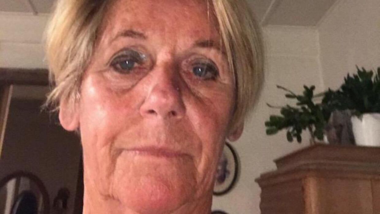 Solveig Kjærulff er træt af marmeladetyverier. Nu har hun fjernet sin bod i Rørvig. Privatfoto