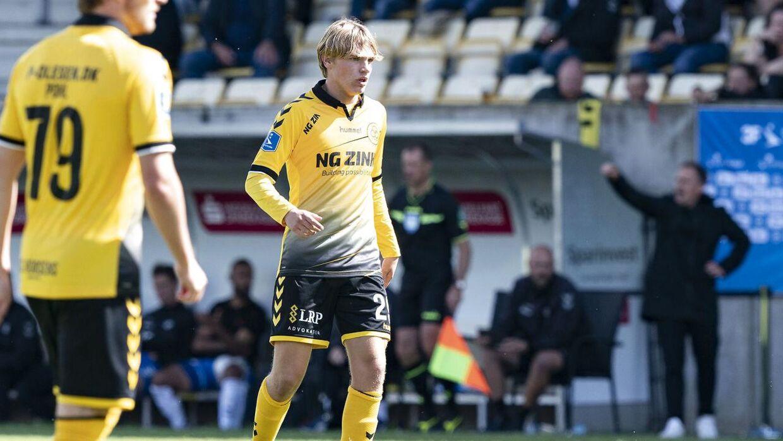 16-årige Jeppe Kjær er ifølge B.T.s oplysninger på vej til Ajax.