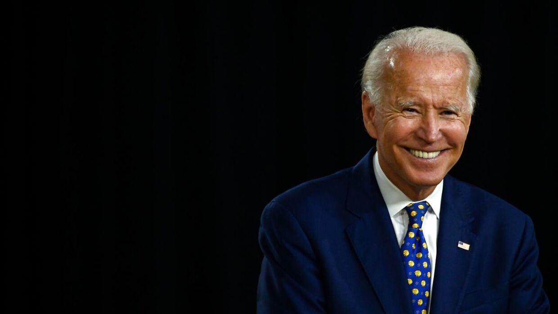 Joe Biden står til at blive USA's næste præsident, hvis man skal tro meningsmålingerne. Men meget kan gå galt endnu.