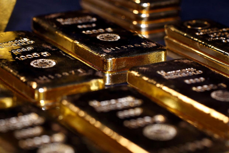 For første gang er prisen på et kg. guld steget til over 410.000 kr.