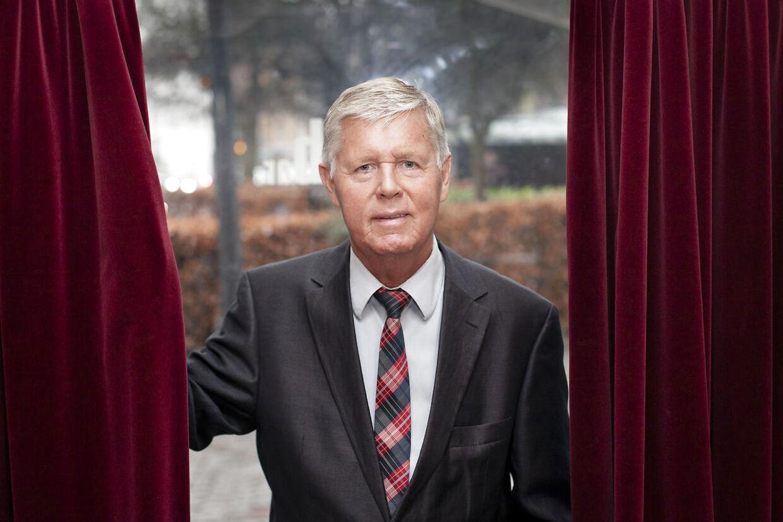 Rejsekongen Stig Elling.