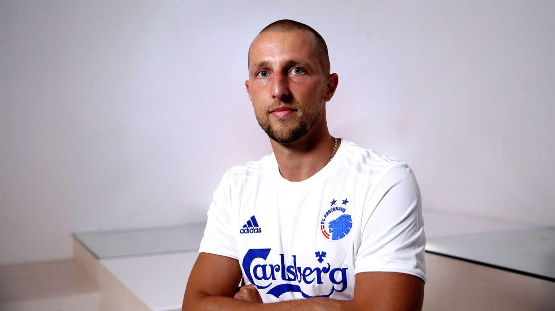 FCK henter den tidligere Brøndby-profil Kamil Wilczek.