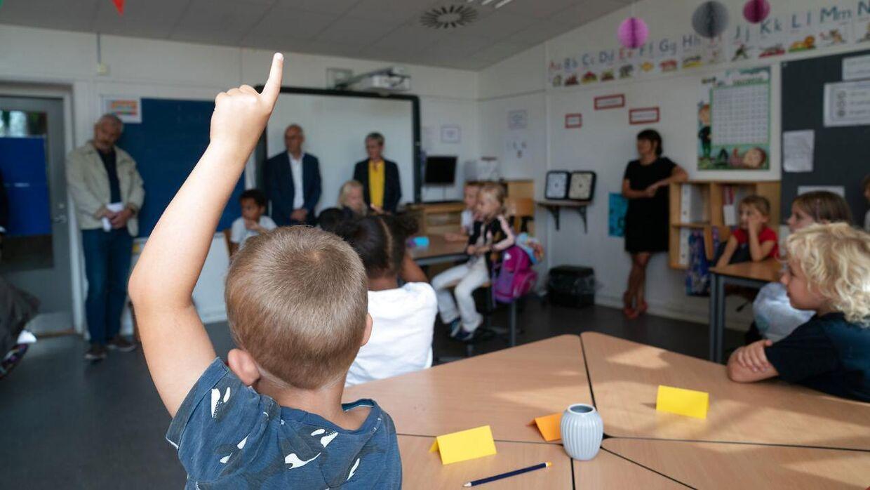 Mandag er første skoledag efter sommerferien for størstedelens af landets folkeskoleelever.