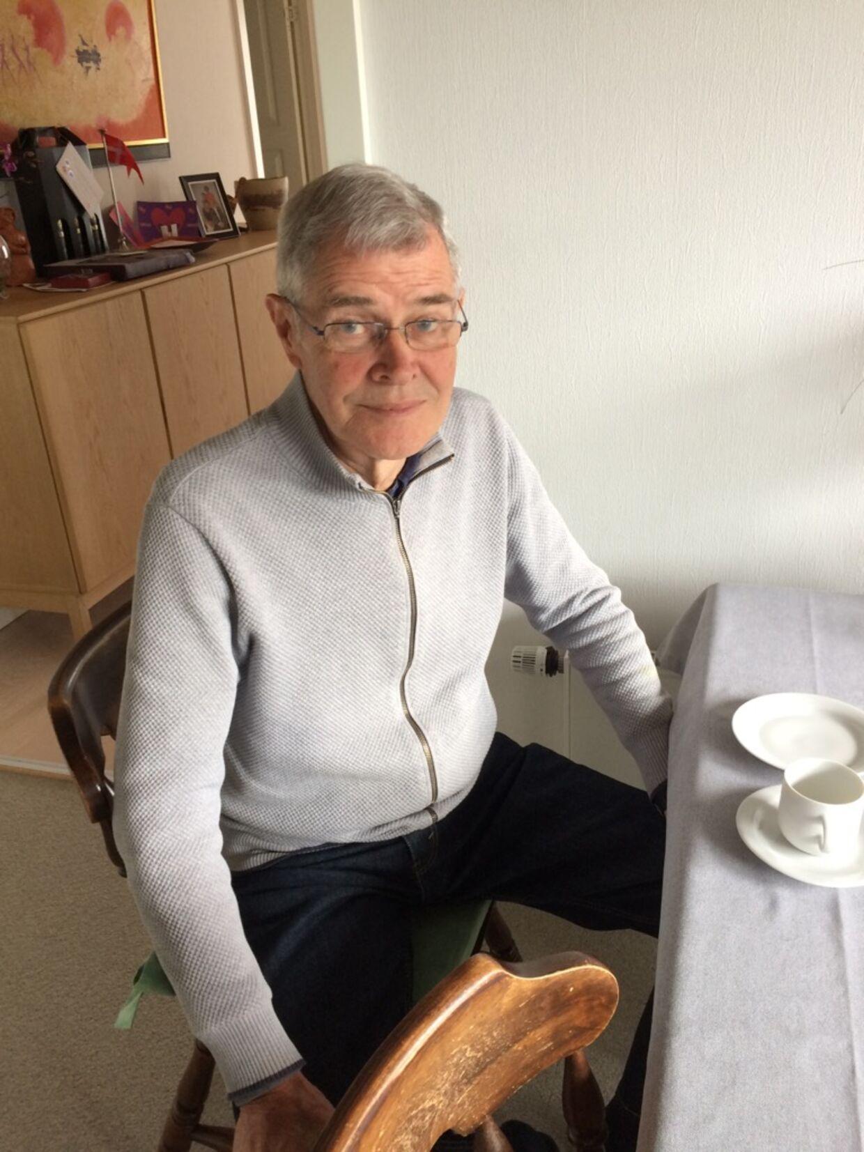 Poiltiet beder om hjælp til at finde 75-årige Jørgen.