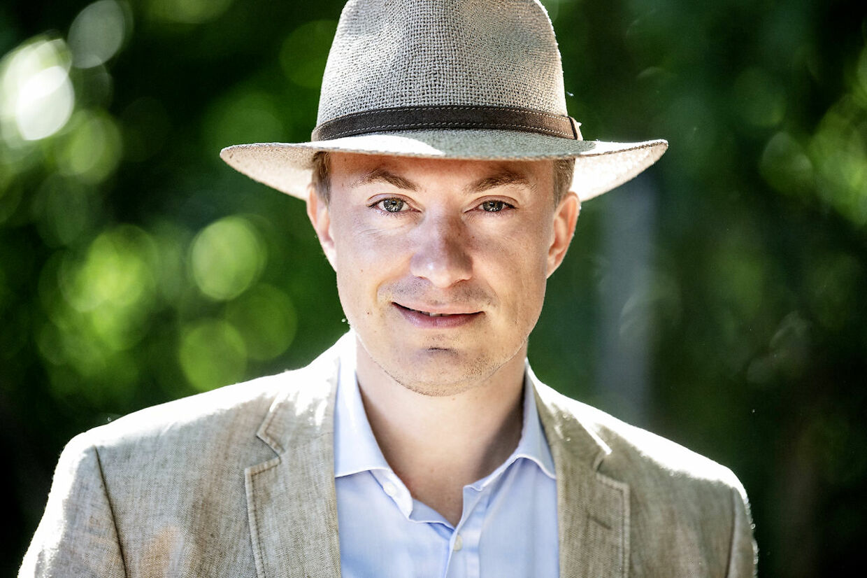 B.T. har mødt Dansk Folkepartis nye næstformand, Morten Messerschmidt, til et stort interview.