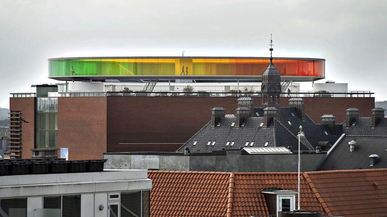 ARoS Aarhus Kunstmuseum.