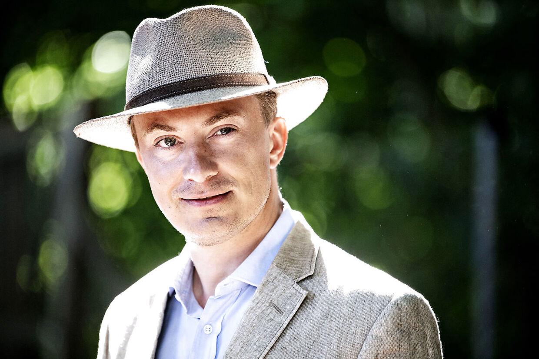 »Jeg tænker, man lærer jo for det første af sine fejl,« siger Morten Messerschmidt, der er ny næstformand for Dansk Folkeparti.